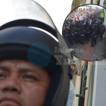 """SSP y Fiscalía """"reprobados"""" en Derechos Humanos"""