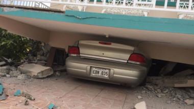 Sismo de magnitud 5.8 azota Puerto Rico
