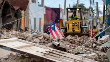 Terremoto de 6.0 grados sacude de nuevo a Puerto Rico