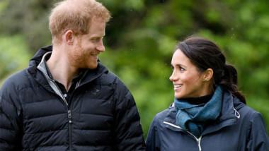 Harry y Meghan renuncian a sus funciones en familia real británica