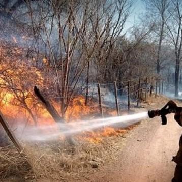 Yucatán se prepara para la temporada de incendios
