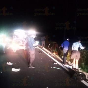 Auto 'fantasma' atropella a pareja de abuelitos, la esposa murió