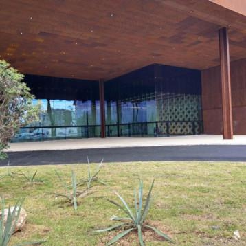 El Centro de Convenciones listo para el Tianguis Turístico
