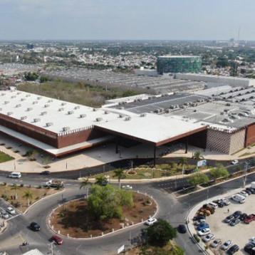 $409.3 millones de pesos costó remodelar el Centro de Convenciones Yucatán Siglo XXI