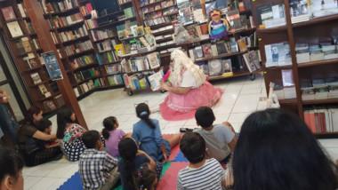 Tercer 'Drag Queen Story Hour' Mérida este domingo 1 de marzo