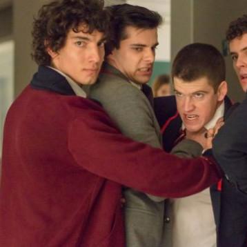 'Élite' temporada tres anuncia su llegada a Netflix