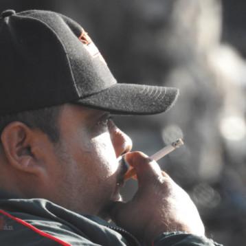 Fumar predispone a los pulmones a infecciones respiratorias como el covid19