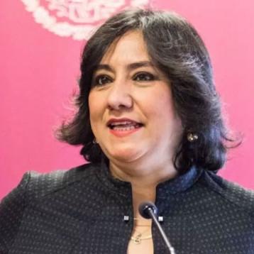 #UnDíaSinEllos: Irma Eréndira Sandoval sugiere que sean los hombres los que se vayan a paro nacional
