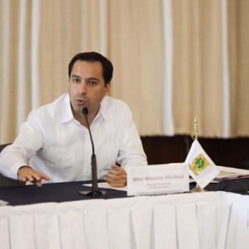 Nombran al Gobernador de Yucatán, coordinador de la Comisión de Salud de la Conago