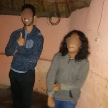 Localizan en Campeche a Mía Victoria y su primo Carlos