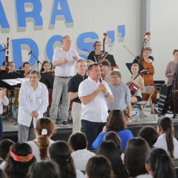 Acercarán la música y la cultura a niñas y niños de Mérida