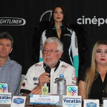 Yucatán, sede del Mayan Racing Festival 2020 de Automovilismo