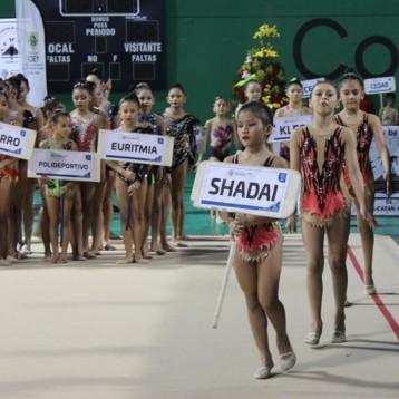 Comienza la Copa Yucatán de Gimnasia Rítmica