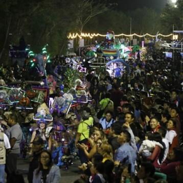 """Animado """"Sábado de Fantasía"""" en Ciudad Carnaval"""