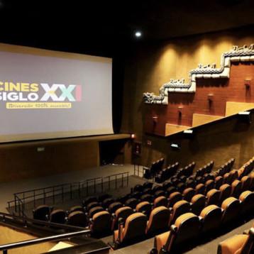 El 20 de marzo reabren los cines del Siglo XXI