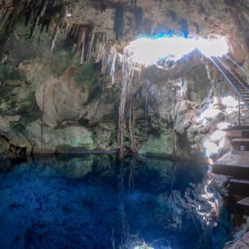 Cuzamá recibe más de 3,500 visitantes a la semana