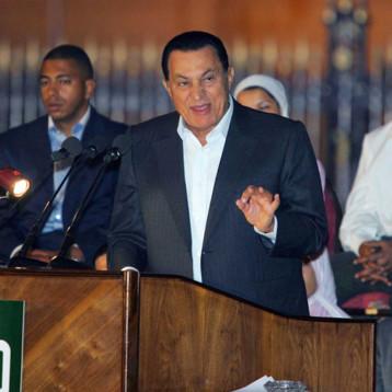 Muere Hosni Mubarak, expresidente de Egipto