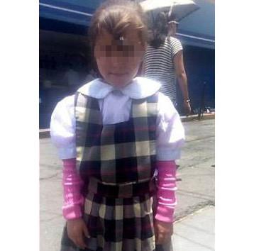 Indignación por nuevo feminicidio de niña de siete años