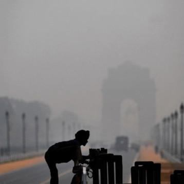Nueva Delhi, la capital más contaminada del mundo