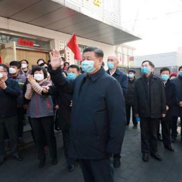 China admite emergencia histórica por coronavirus