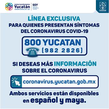 Linea Coronavirus