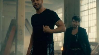 "Sebastián Yatra y Ricky Martin estrenan ""Falta amor"""