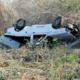 Mortal accidente en la vía Mérida-Muna