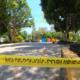 Cierran acceso a la Plaza Grande de Mérida (video)