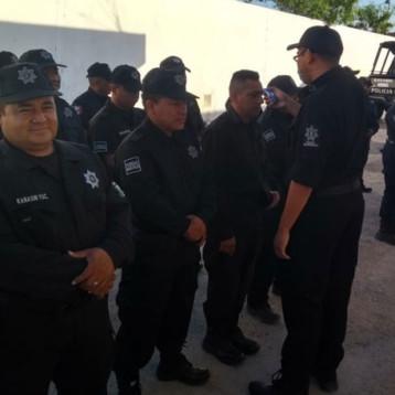 Policía de Kanasín da positivo a coronavirus, está hospitalizado