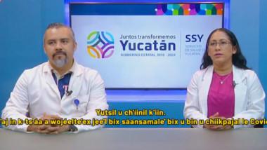 Descartados 238 casos de coronavirus en Yucatán, 48 ya se recuperaron
