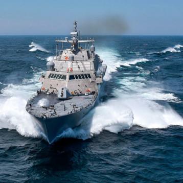 Estados Unidos despliega barcos militares frente a Venezuela