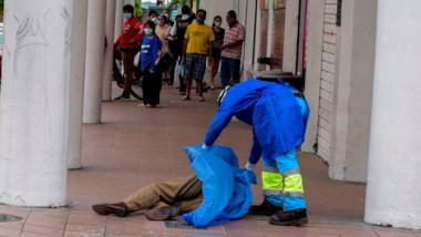 Drama en Guayaquil, Ecuador, por coronavirus