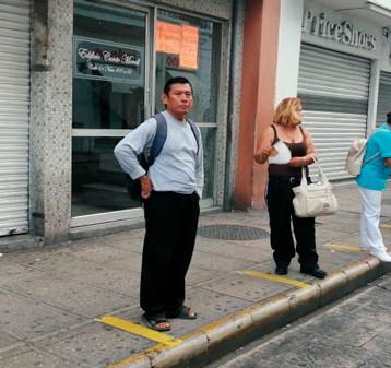 Amplían tareas de vigilancia de la Policía Municipal en el Centro de Mérida