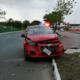 Aumentan los accidentes viales, aunque circulan menos autos