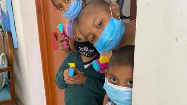 Yucatán: Niños con cáncer, otro sector afectado por la pandemia y el desabasto de medicamentos