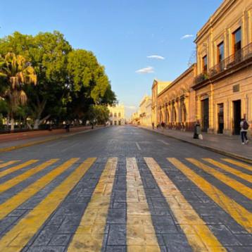 Mérida registra el 56.6 % de los contagios de covid