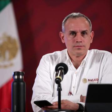 OMS postula a López-Gatell para ser parte de grupo de expertos, informa AMLO