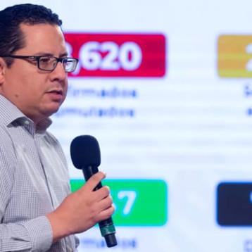 Ascienden a 7,394 las muertes por COVID-19 en México; van 68,620 casos confirmados