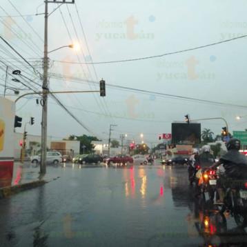 """Yucatán: Onda tropical y remanentes del ciclón tropical """"Amanda"""" provocarán fuertes lluvias a partir de este lunes"""