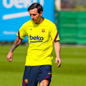 Messi asegura que el futbol no volverá a ser igual