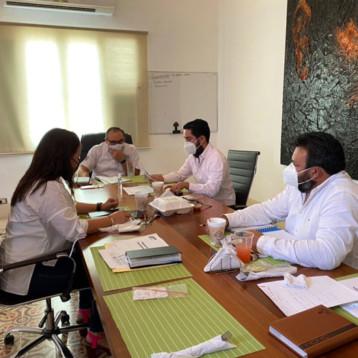 Diputados priistas donan su sueldo para financiar proyectos