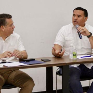 Propone Renán Barrera extender a junio el descuento en el ISAI