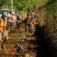 Continúan trabajos en el sistema de agua potable de Tekax