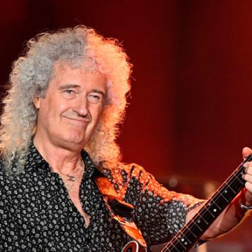 Brian May, guitarrista de Queen, revela que sufrió un ataque al corazón