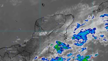 Pronostican tormentas dispersas en la península