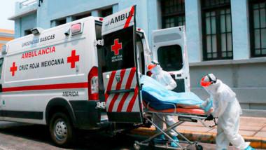 Cruz Roja Yucatán ha atendido a más de 200 pacientes sospechosos de covid19