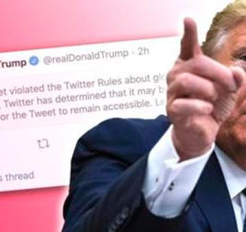 Donald Trump firma orden ejecutiva para limitar a las redes sociales