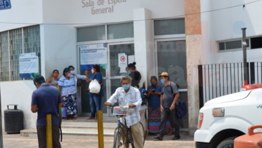 Suman 162 muertes por coronavirus en Yucatán y 1,581 contagios
