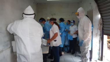Dzoncauich confirma su primer caso de coronavirus