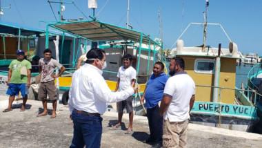 Pagará la 4T $7,200 a cada pescador
